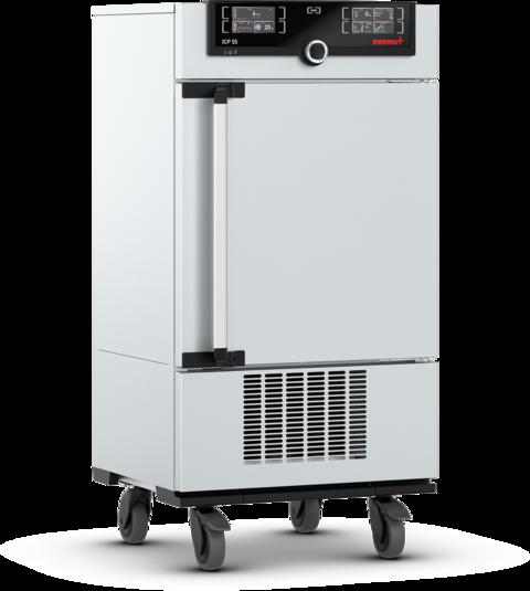 tủ ấm lạnh ICP55 Memmert