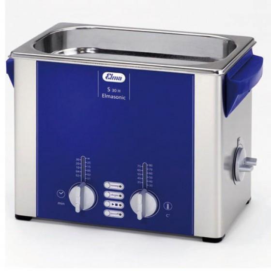 Bể rửa siêu âm có gia nhiệt Elma S30H