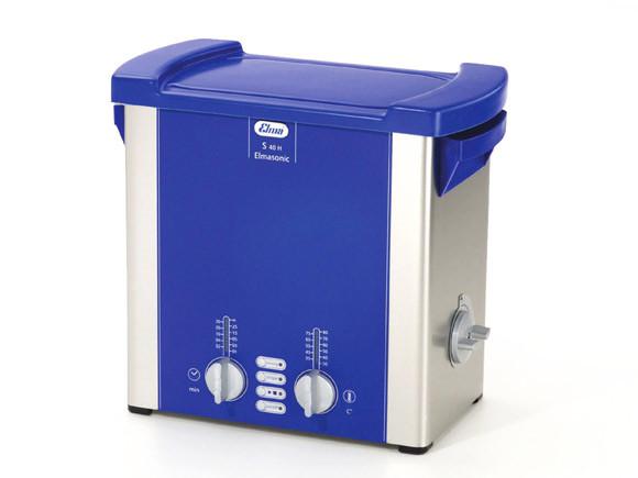 Bể rửa siêu âm có gia nhiệt Elma S40H