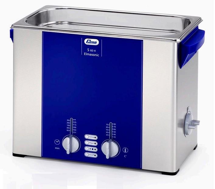 Bể rửa siêu âm có gia nhiệt Elma S60H