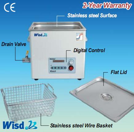 Bể rửa siêu âm Daihan WUC-D03H