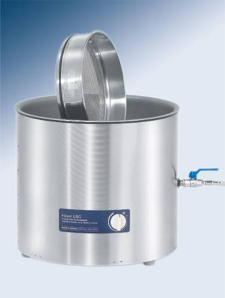 Bể rửa sàng bằng sóng siêu âm Haver USC 200
