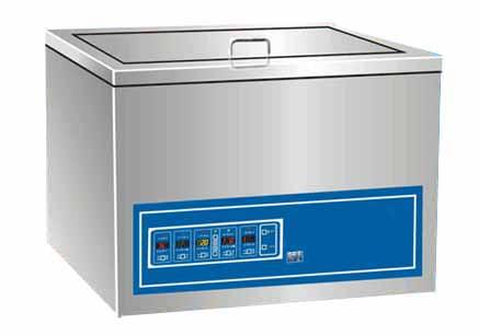 Bể rửa siêu âm Biobase UC-S/UC-ST điều chỉnh 2 tần số