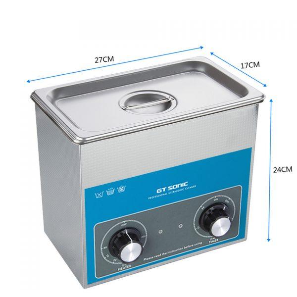 Bể rửa siêu âm GT Sonic VGT-1730QT