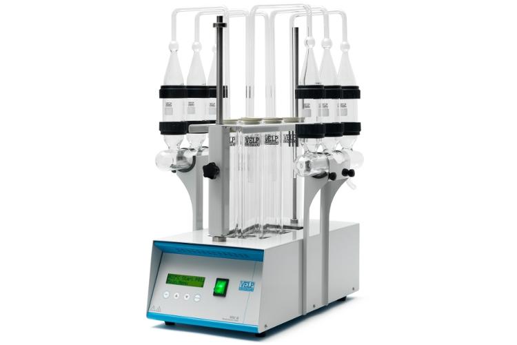 Bộ thủy phân mẫu Velp HU6