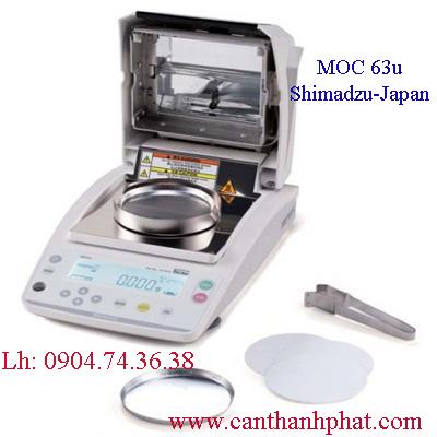 Cân sấy ẩm MOC 63U Shimadzu