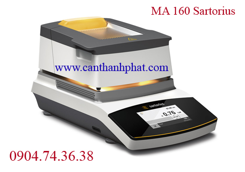 Cân sấy ẩm MA160 Sartorius