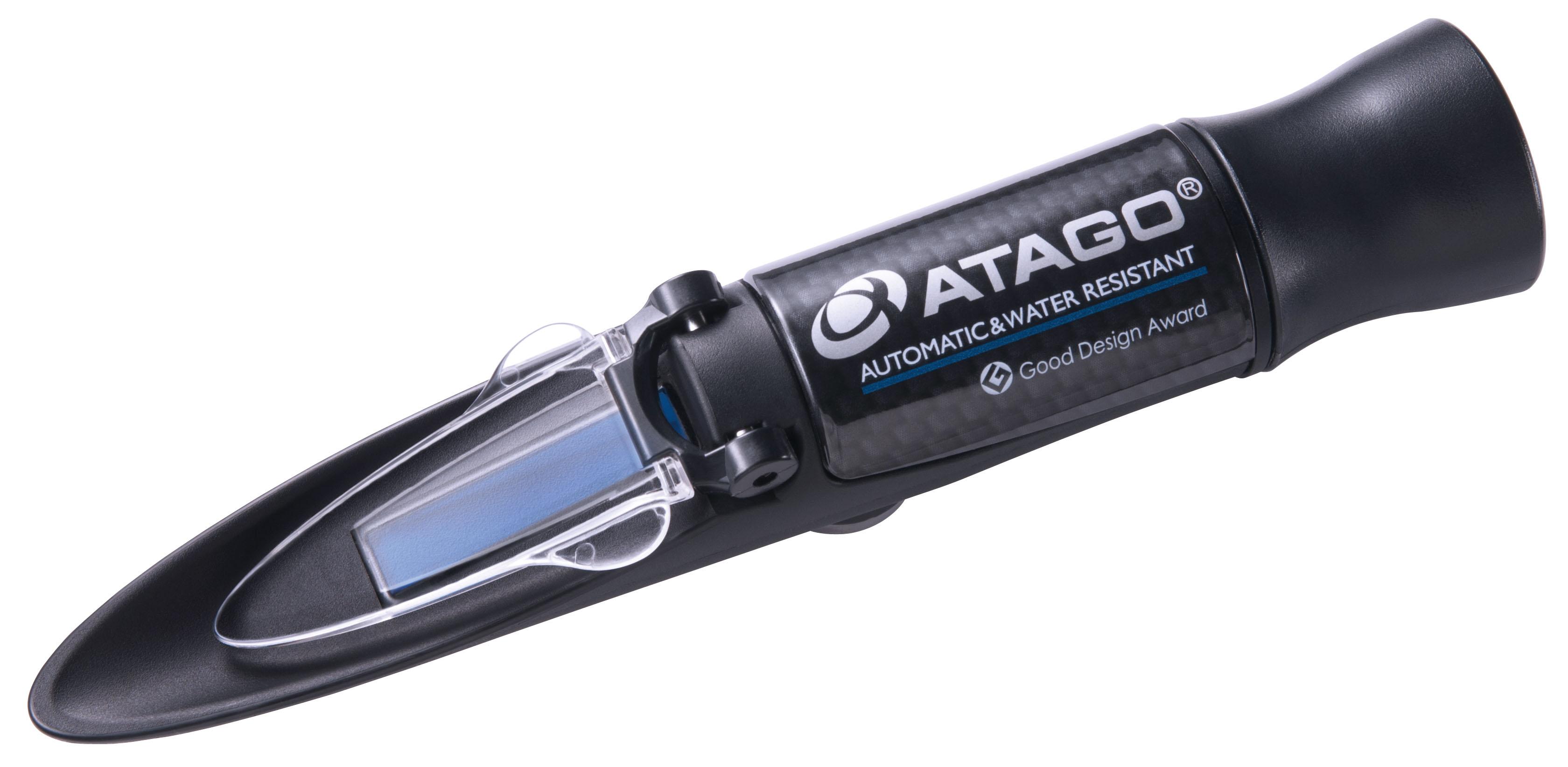 Khúc xạ kế đo độ ngọt Atago Master 53 alpha
