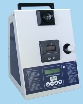 Máy đo điểm nóng chảy KSP1D Kruss