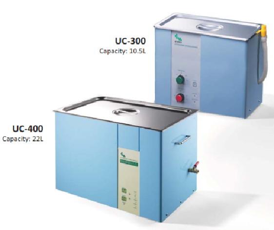 Bể rửa siêu âm Sturdy UC-400