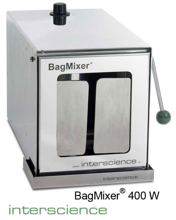 Máy dập mẫu vi sinh BagMixer 400W