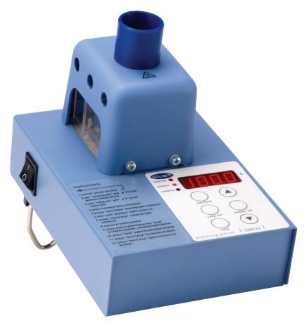 máy đo điểm nóng chảy Stuart SMP10